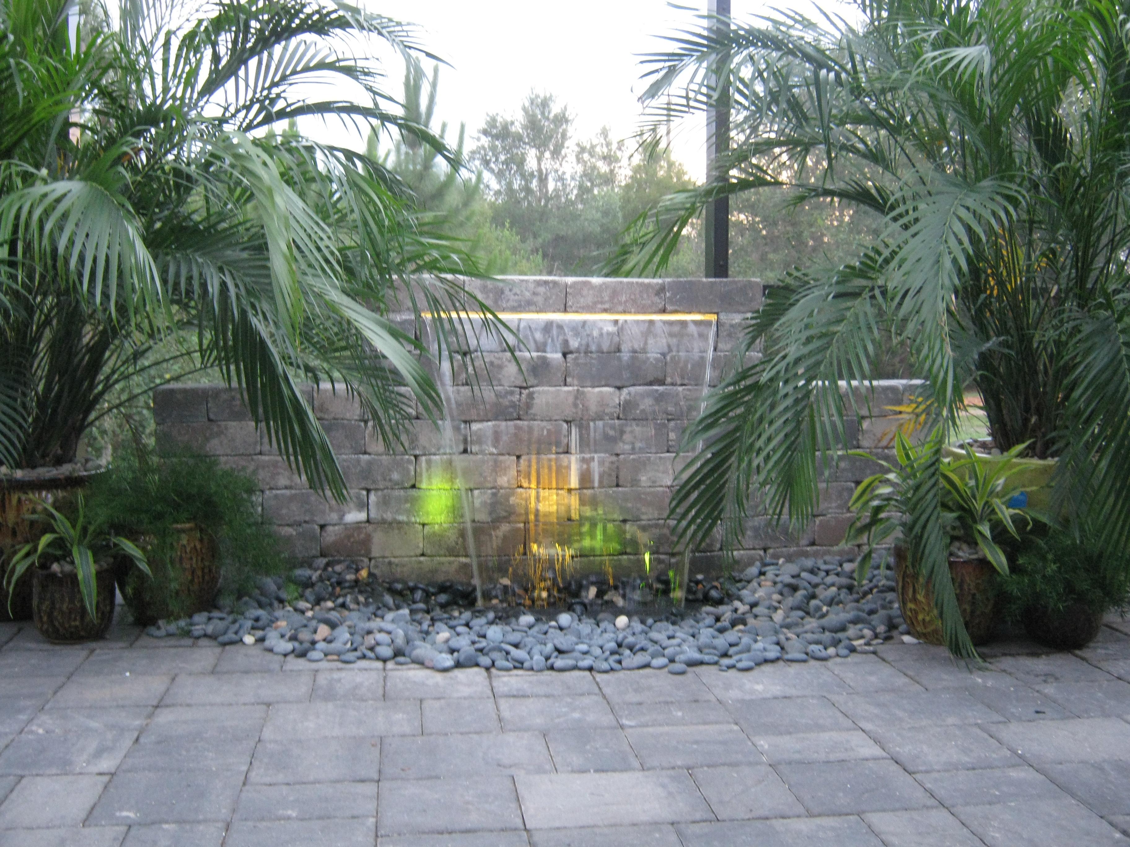 pond free water features backyard getaway