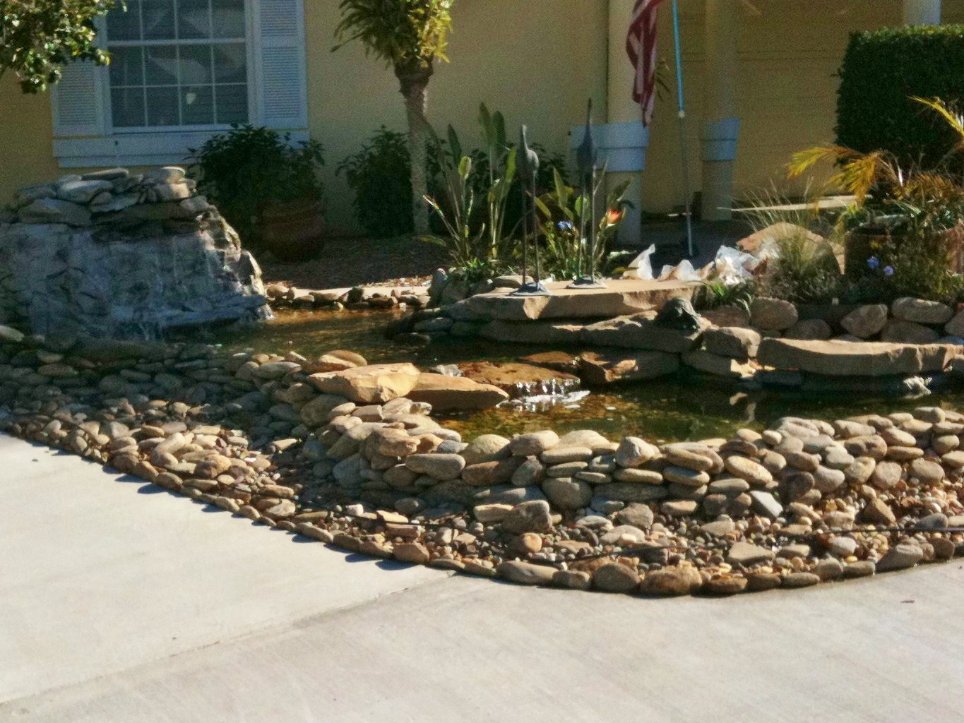 Size MattersWhen it Comes to Your Pond Plumbing