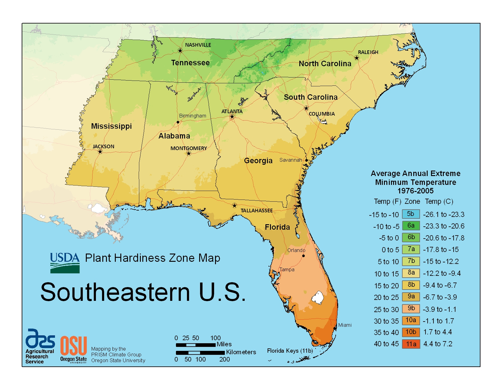 Southeast Us Maps With States And Cities Html Southeast Free - Southeast us physical map