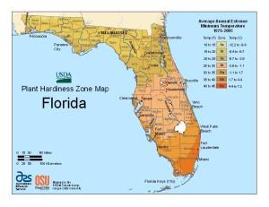 2012 plant hardiness zone map