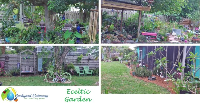 Eclectic Garden maintenance