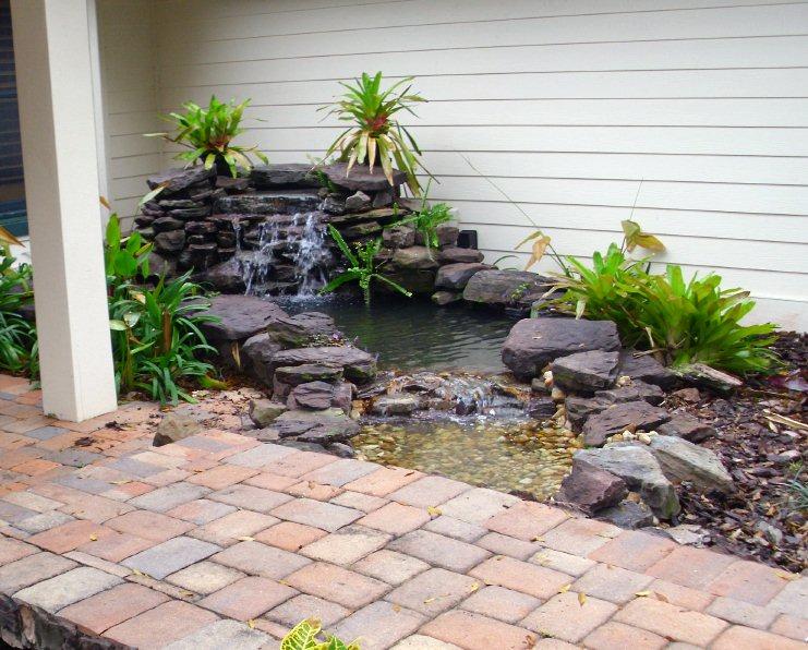 Pond Renovation Service Backyard Getaway