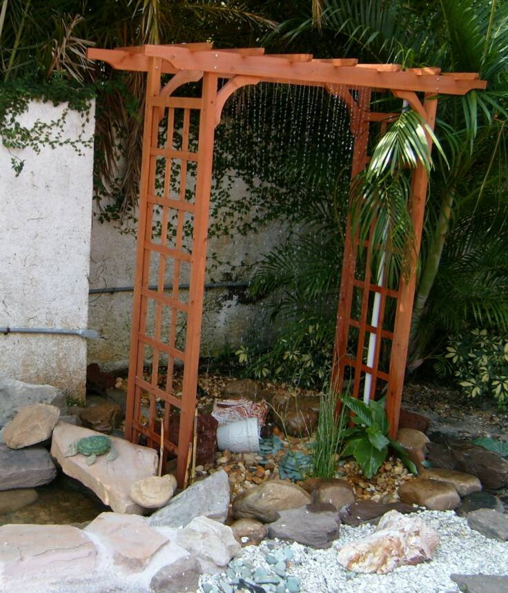 Pond Free Water Features