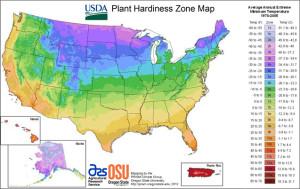 2012 hardiness zone map
